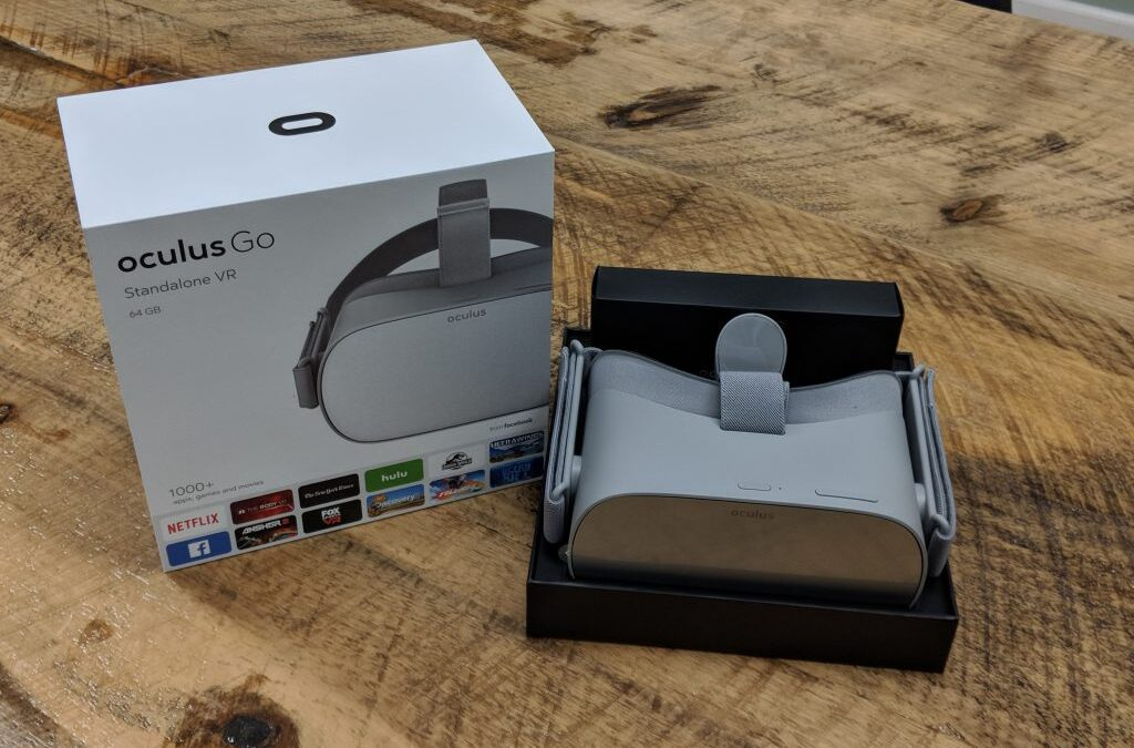 Oculus Go. Worth the hype?